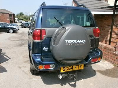 2004 54 Nissan Terrano 3.0di Turbo Diesel 7 Seater Sve | 4X4 | Oasis